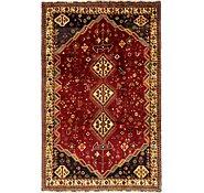 Link to 5' 10 x 9' 3 Ghashghaei Persian Rug