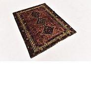 Link to 3' 10 x 4' 10 Ghashghaei Persian Square Rug