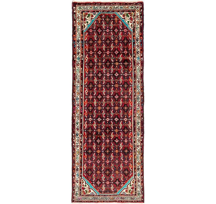 3' 3 x 9' Shahsavand Persian Runn...