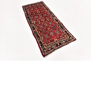 Link to 2' 9 x 6' 9 Shahrbaft Persian Runner Rug