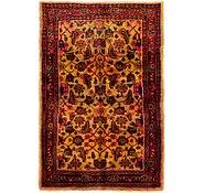 Link to 3' x 4' 7 Hamedan Persian Rug