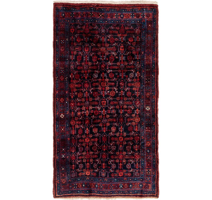 4' 3 x 7' 10 Malayer Persian Rug