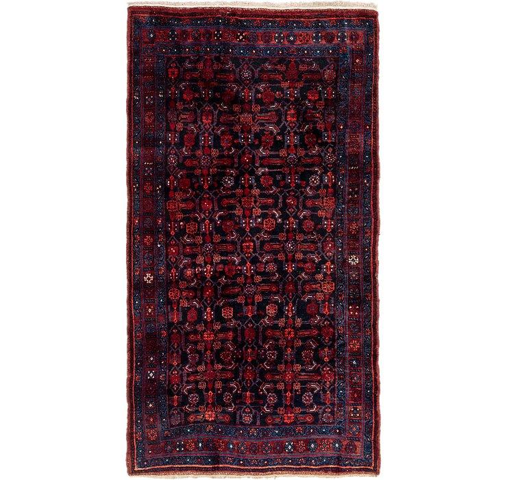 4' 3 x 7' 10 Malayer Persian Rug