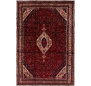 Link to 8' 10 x 13' 3 Hamedan Persian Rug
