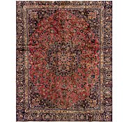 Link to 8' 9 x 11' 2 Mashad Persian Rug