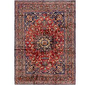 Link to 9' 2 x 12' 9 Mashad Persian Rug