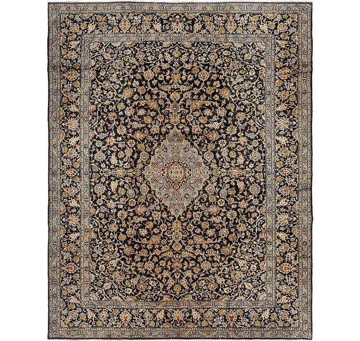 10' 2 x 12' 7 Kashan Persian Rug