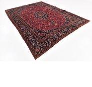 Link to 7' 10 x 10' 6 Mashad Persian Rug