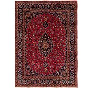 Link to 7' 10 x 10' 6 Mashad Persian Rug