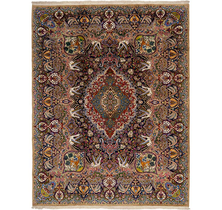 300cm x 390cm Kashmar Persian Rug
