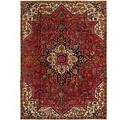 Link to 7' 7 x 10' 8 Tabriz Persian Rug
