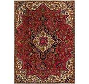 Link to 7' 7 x 10' 8 Tabriz Persian Rug