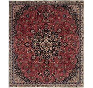 Link to 7' 8 x 8' 9 Mashad Persian Square Rug