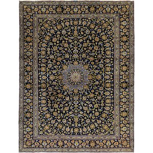 Link to 310cm x 410cm Kashan Persian Rug item page