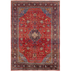 Link to 265cm x 385cm Mahal Persian Rug page
