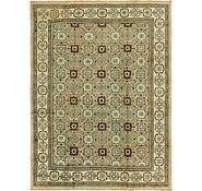Link to 282cm x 370cm Farahan Persian Rug