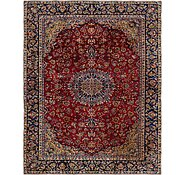 Link to 9' 3 x 11' 7 Isfahan Persian Rug