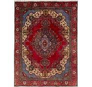 Link to 282cm x 370cm Tabriz Persian Rug