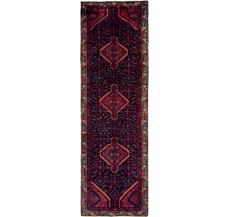 3' 2 x 10' Darjazin Persian Runner...
