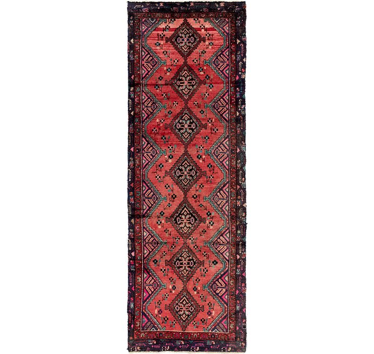 3' x 9' 2 Koliaei Persian Runner ...