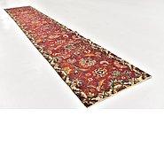 Link to 2' 5 x 14' 6 Tabriz Persian Runner Rug