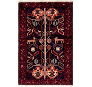 Link to 3' 3 x 5' Shahsavand Persian Rug