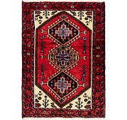 Link to 3' 7 x 5' Hamedan Persian Rug