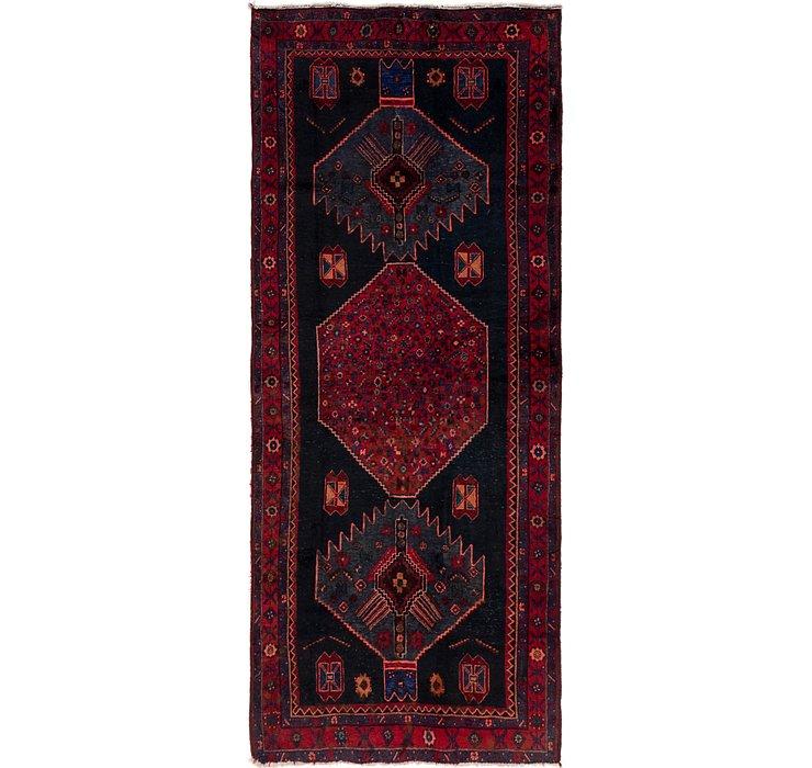 4' 9 x 11' 8 Sirjan Persian Runner Rug