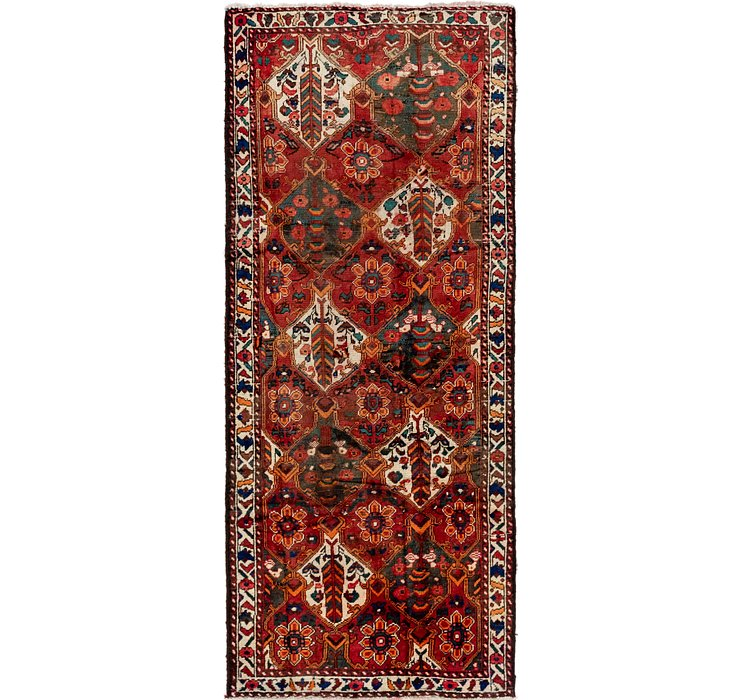 4' x 9' 7 Bakhtiar Persian Runner...