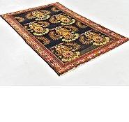 Link to 3' 10 x 6' 4 Hamedan Persian Rug