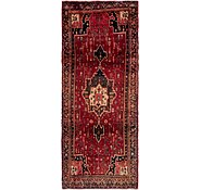 Link to 4' x 9' 7 Khamseh Persian Runner Rug