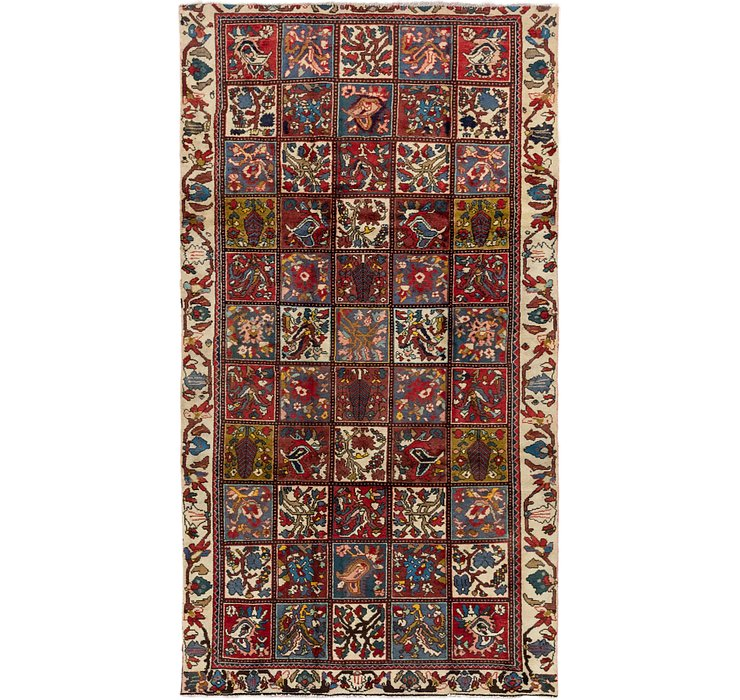 5' x 9' 2 Bakhtiar Persian Runner...