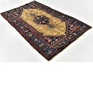 Link to 112cm x 183cm Shahsavand Persian Rug