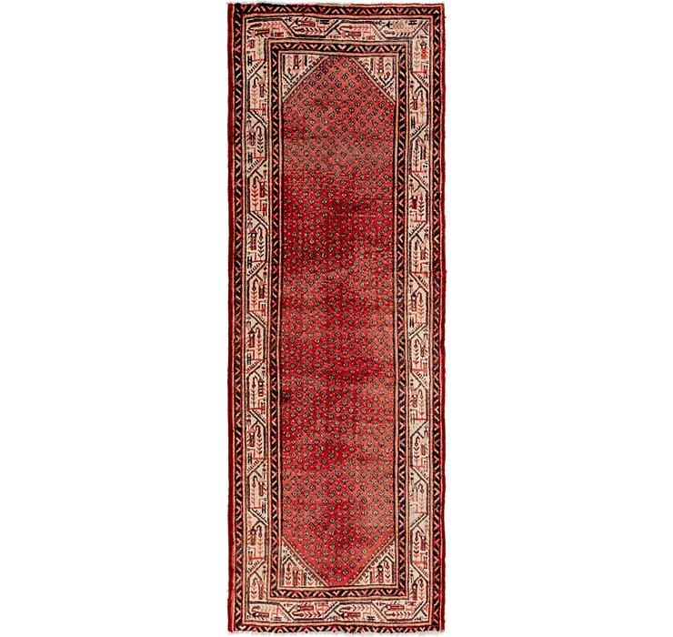 3' 6 x 10' 1 Botemir Persian Runner ...