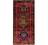 Link to 147cm x 307cm Meshkin Persian Runner Rug