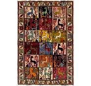 Link to 3' 10 x 6' 2 Ghashghaei Persian Rug