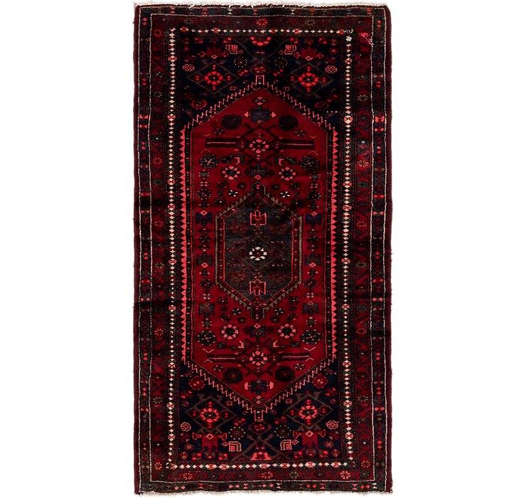 3' 4 x 6' 5 Zanjan Persian Rug