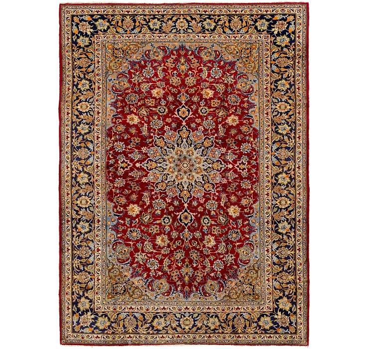 7' 9 x 11' Isfahan Persian Rug