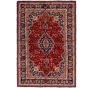 Link to 6' 7 x 9' 6 Mashad Persian Rug
