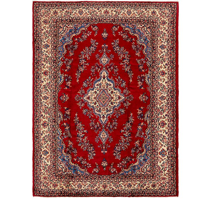 8' 9 x 12' Shahrbaft Persian Rug