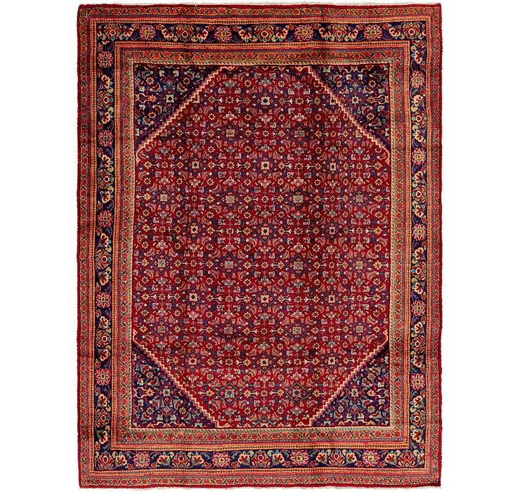 HandKnotted 9' 2 x 12' 5 Mahal Persian Rug
