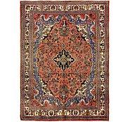 Link to 7' x 9' 7 Hamedan Persian Rug
