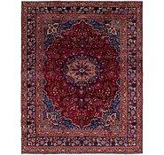 Link to 9' 7 x 12' 2 Mashad Persian Rug