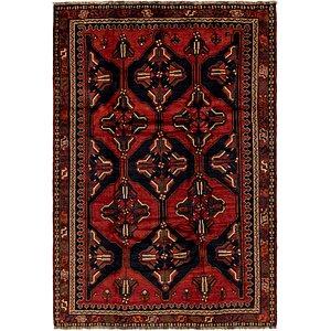Link to 175cm x 265cm Ghashghaei Persian Rug item page