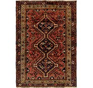 Link to 5' 10 x 8' 2 Ghashghaei Persian Rug