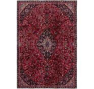 Link to 6' 8 x 9' 10 Mashad Persian Rug