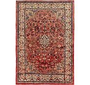 Link to 8' 8 x 12' 3 Meshkabad Persian Rug