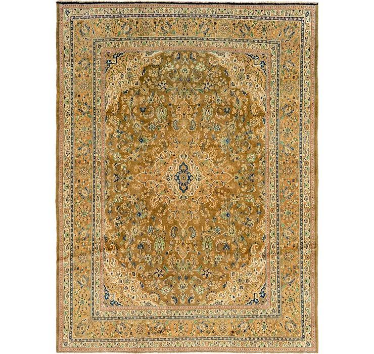 9' 3 x 12' 4 Shahrbaft Persian Rug