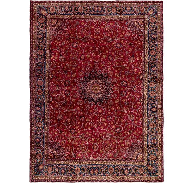 9' 5 x 12' 6 Kashmar Persian Rug