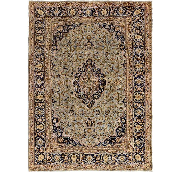 9' 8 x 13' Isfahan Persian Rug